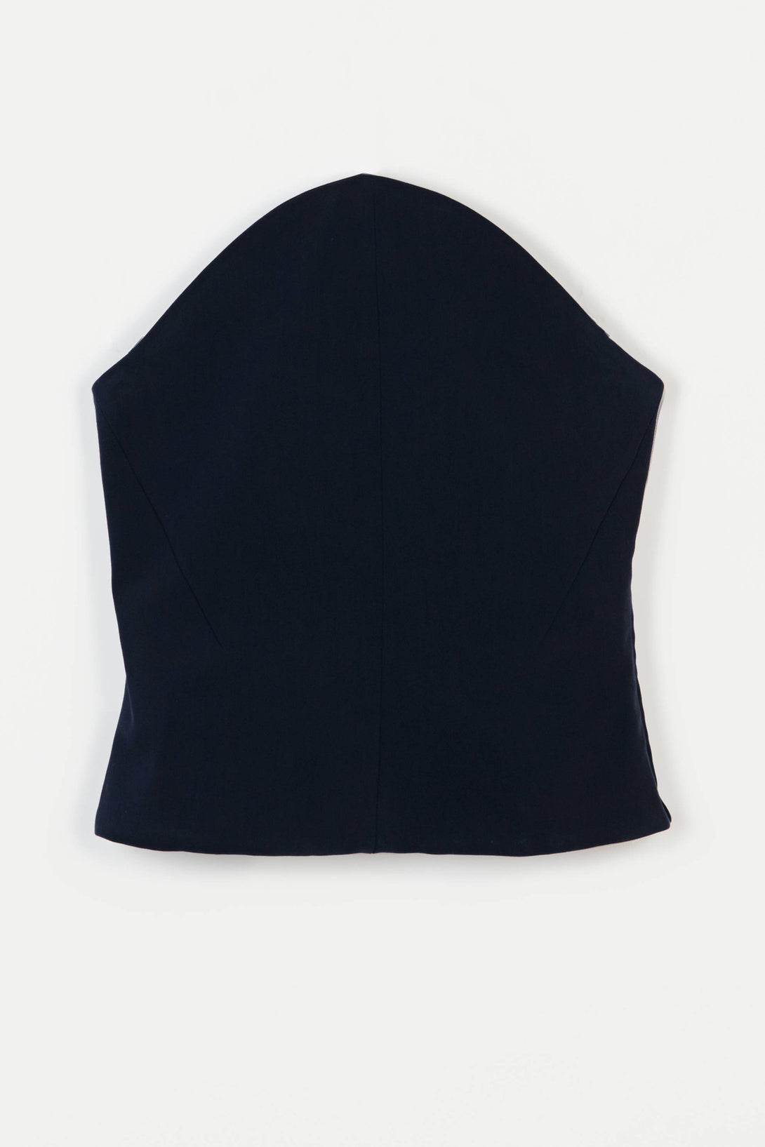 Bustier 01 Curve Bustier - Navy