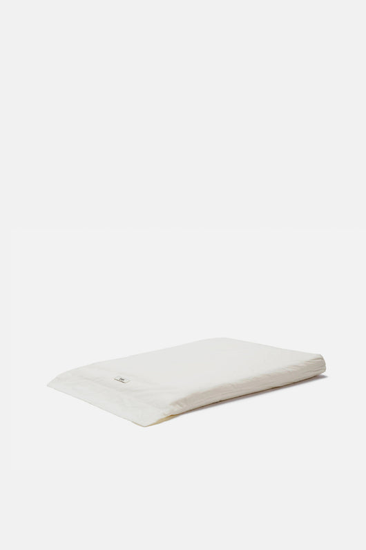 Washed Percale Sheeting - Full/Queen Fitted Sheet