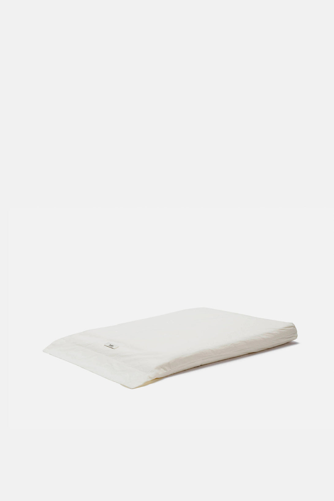 Washed Percale Sheeting - King Fitted Sheet