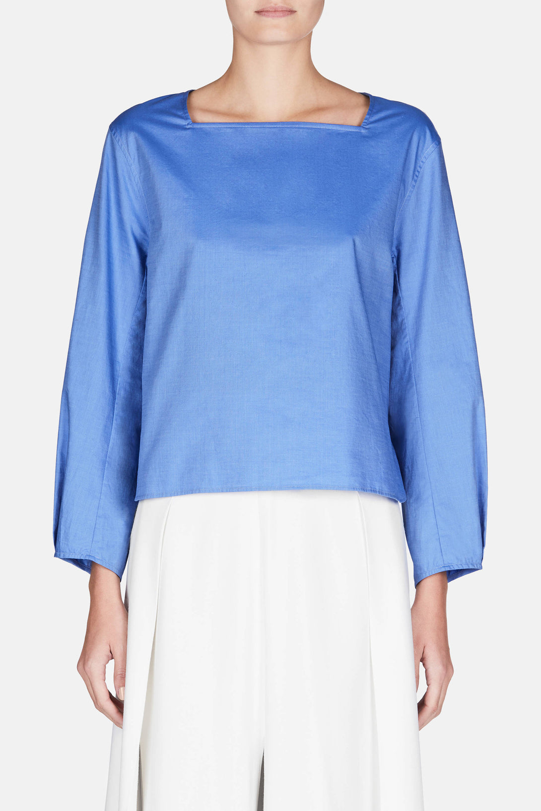 Phoebe Top - Blue