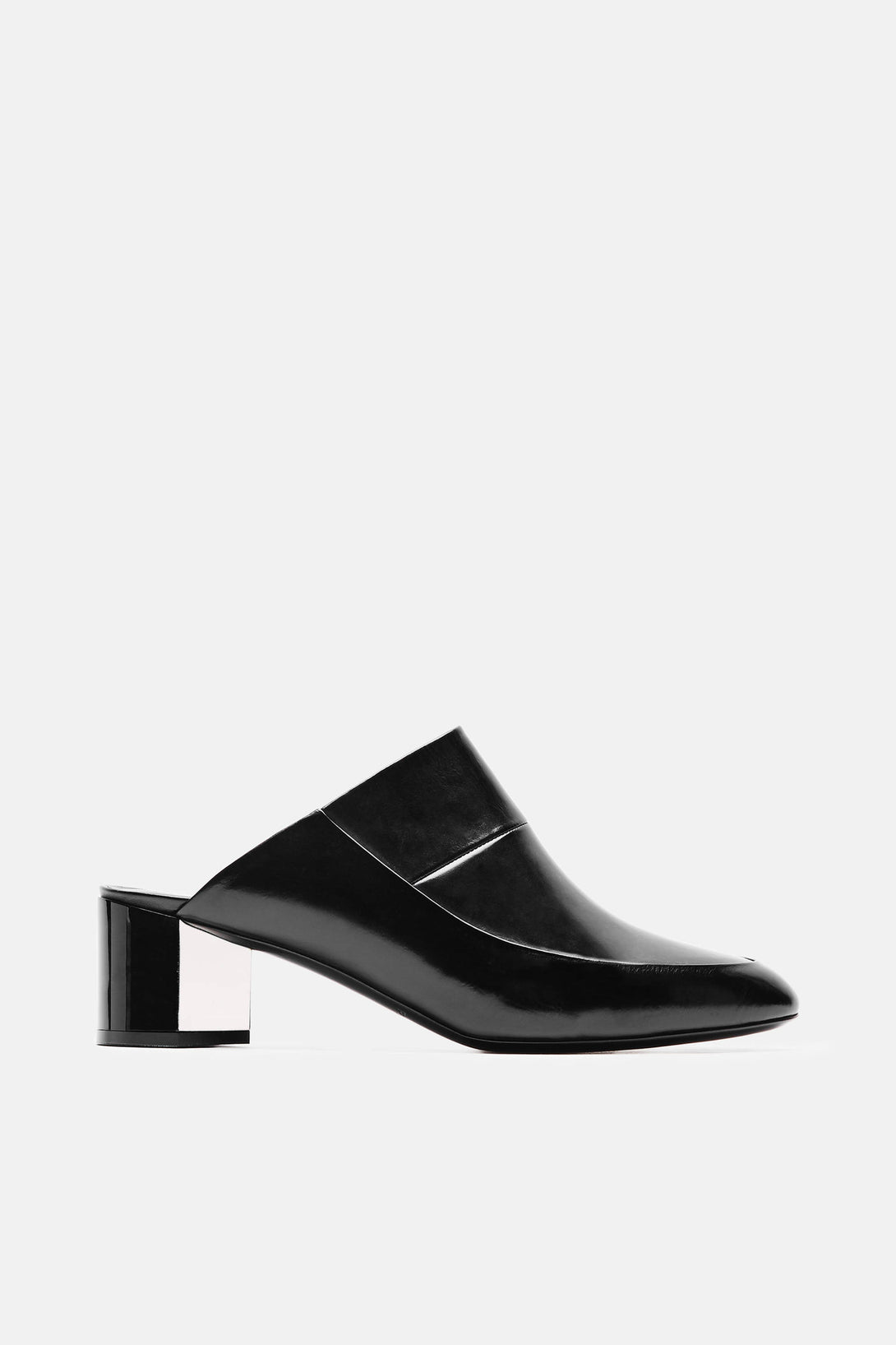 Illusion Mule - Calf Black