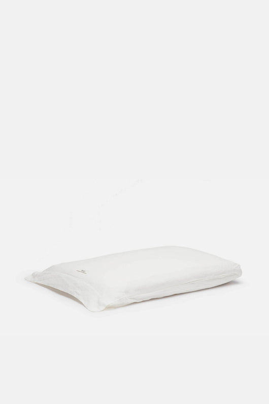 Washed Linen Sheeting - Cali King Fitted Sheet