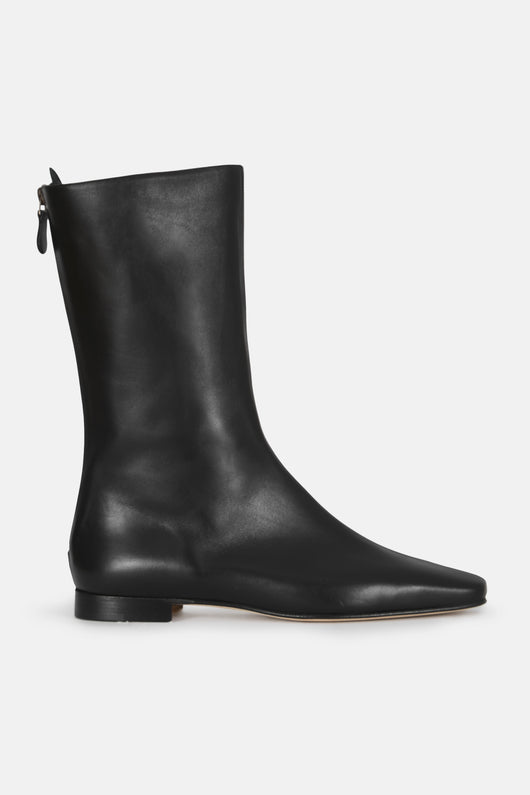 Courri Calf Boot - Black
