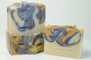 Jericho Handmade Soap, A Sophisticated Masculine Blend