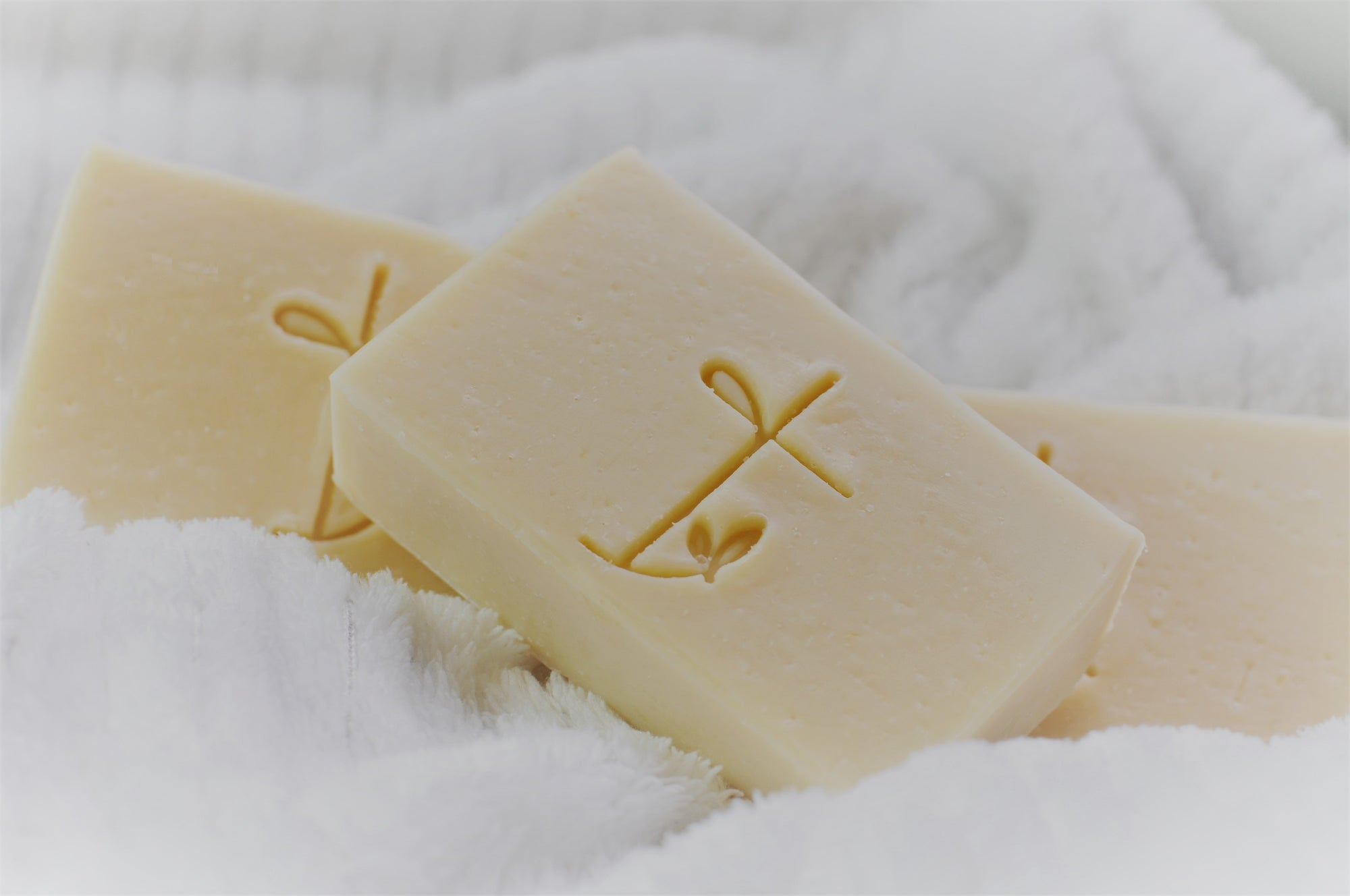 Naked and Unashamed Camel Milk Soap | Fragrance and Color Free