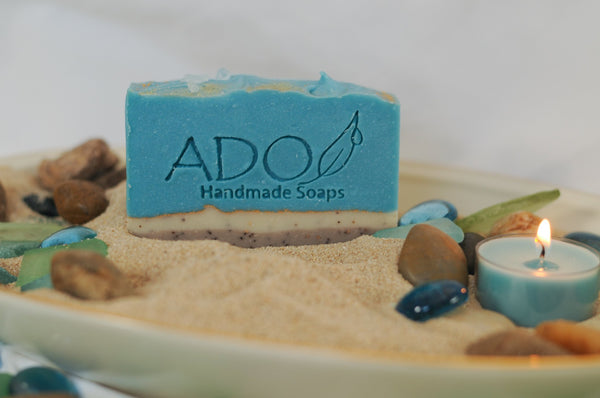 Sea of Galilee Handmade Soap | Clean Tranquil Spa Aroma