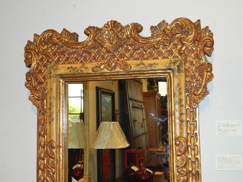 #BC-FRM-05  Carved Mirror Frame