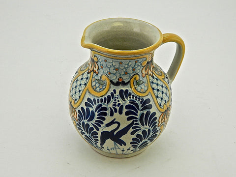 "Talavera Water / Wine Pitcher - ""SEVILLA"""