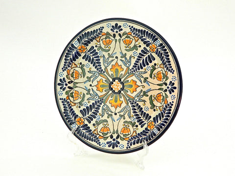 "Five-piece Talavera Dinnerware Set - ""MEDALLON MORISCO"""
