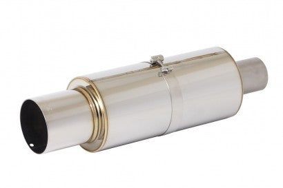 Apexi N1 Evolution-R Universal Muffler (NA / 2.5 inch Inlet / 90mm)