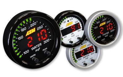 AEM X-Series Temperature Gauge (100-300F / 40-150C)