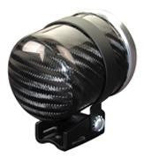 Stack 52mm Carbon Fiber Pedestal Gauge Pod Mount