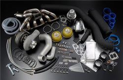 GReddy 89-94 Nissan Skyline GT-R Large Single MHI T78 33D 80MM Dia Air Flow Turbo Upgrade Kit