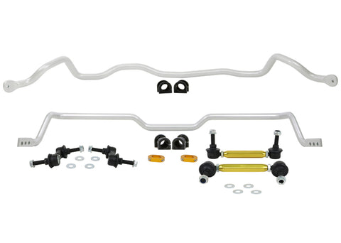 Whiteline '03-'06 Lancer EVO 26mm Front & 26mm Rear Sway Bar Kit