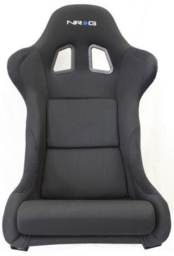 NRG FRP Fixed Back Racing Bucket Seat (Pair)