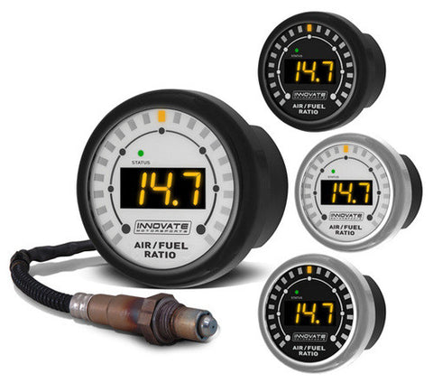 Innovate MTX-L Wideband UEGO Air/Fuel Ratio Gauge (Short Harness)