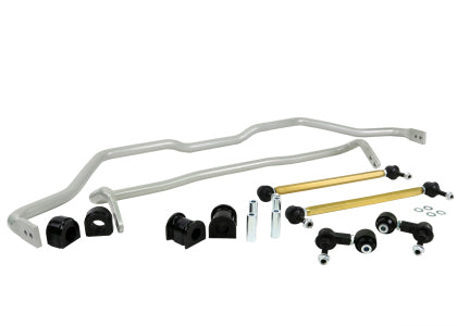 Whiteline 09-18 Nissan 370Z / 08-13 Infiniti G37 Front & Rear Sway Bar Kit