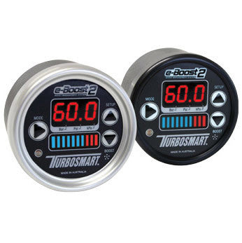 Turbosmart e-Boost2 Electronic Boost Controller & Gauge