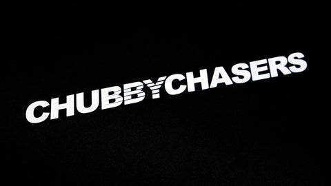 CHUBBYCHASERS Die Cut Sticker