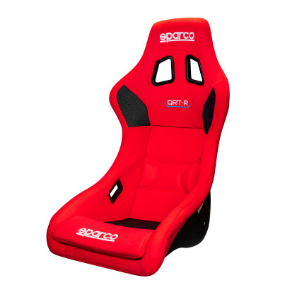 Sparco Competition QRT-R Red - FIA Certified