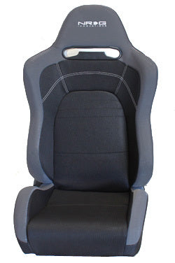 NRG EVO Reclinable Cloth Sport Seat