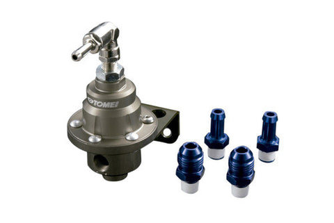 TOMEI Universal Fuel Pressure Regulator (Type-S)