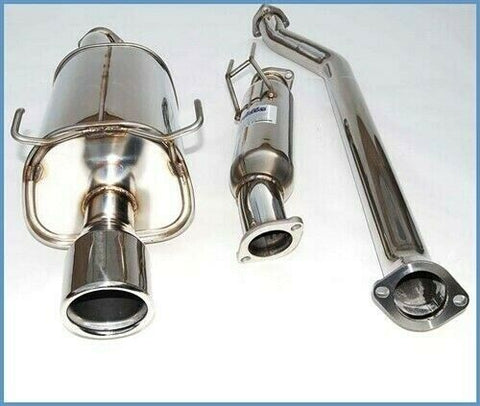 Invidia '01-'06 Acura RSX DC5 Type-S Q300 Cat-back Exhaust
