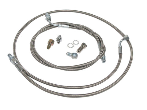 ER Spec Hydraulic E-Brake Install Kit (For Wilwood Masters)
