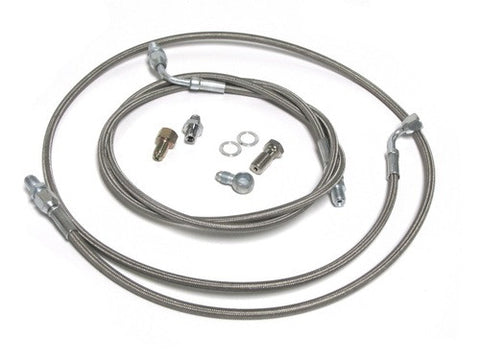ER Spec Hydraulic E-Brake Install Kit (For ISR Performance Master Cylinders)