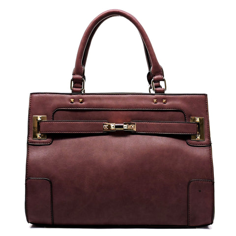 NEW Belted Box Satchel