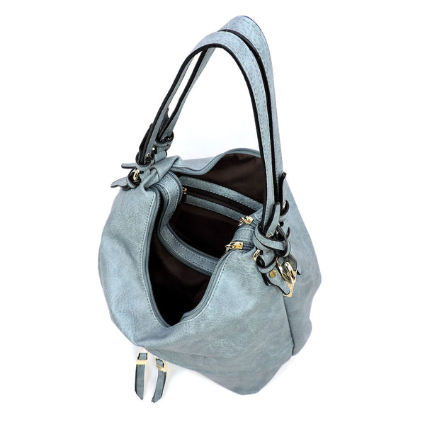 Fashion Zip Shoulder Bag
