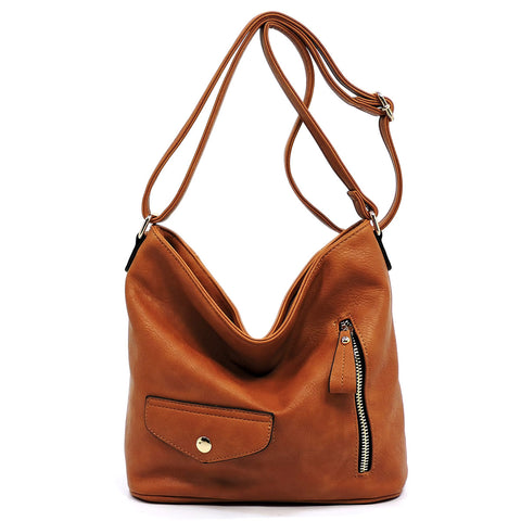Fashion Bucket Crossbody Bag