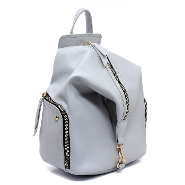NEW Fashion Zip Folded Backpack
