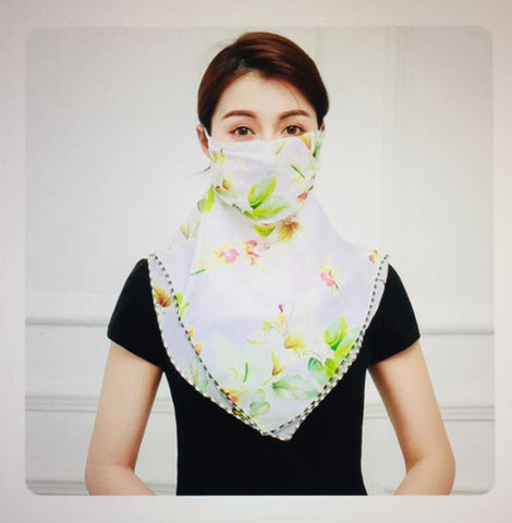 1 Fits All - YWG - Face Mask Scarf
