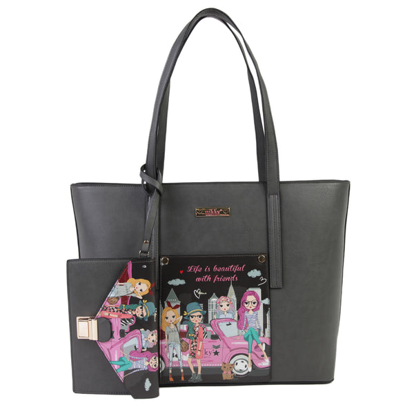 NIKKY AINE TOTE BAG