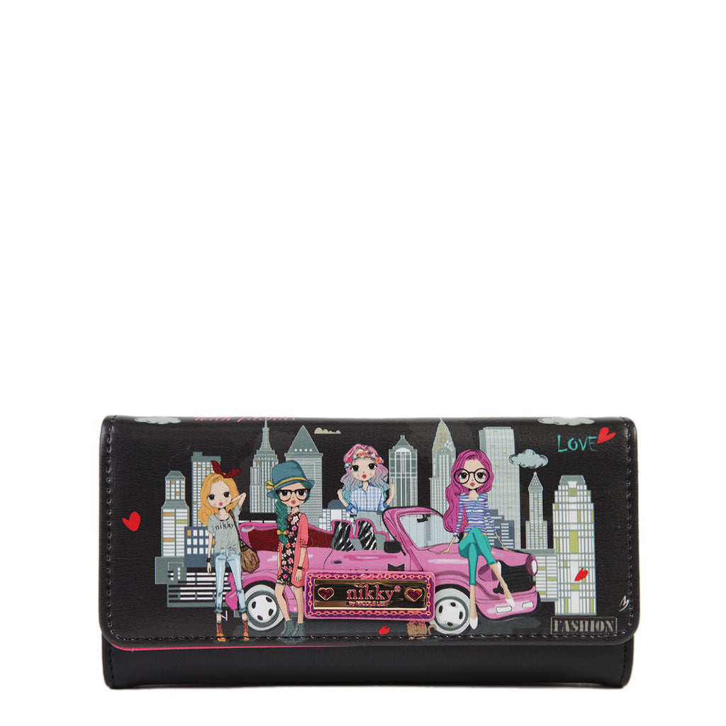 SOPHRONIA WALLET NIKKY FRIENDS