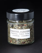 Treasure Pleasure Herbal Infusion - Blueberryjams