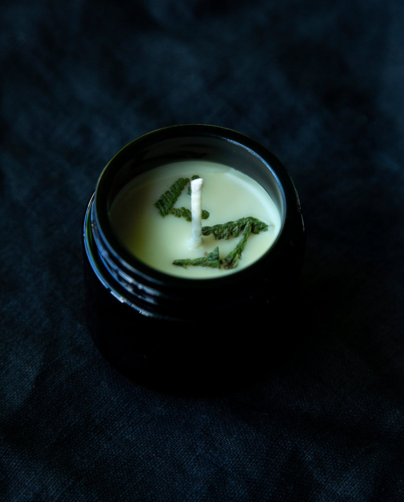 Vetiver Mini Candle