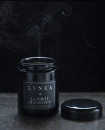 La Forêt Dormante - Essential Oil Candle // fir balsam, incense, cardamom