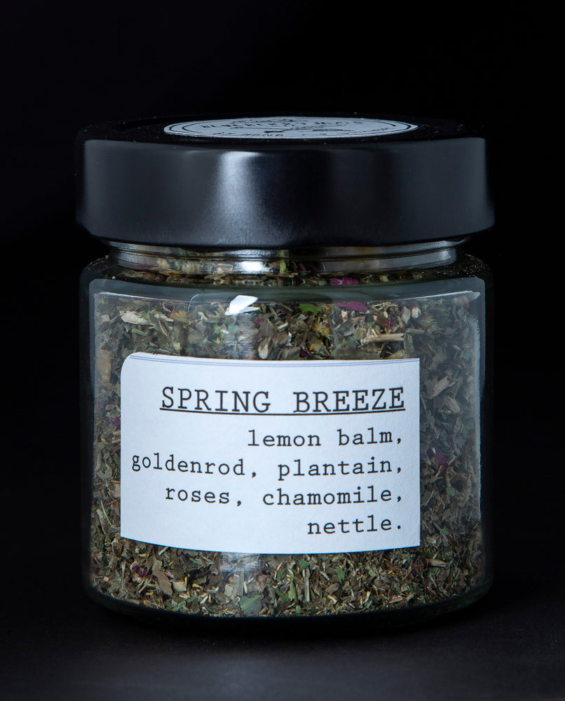 Infusion aux herbes Spring Breeze - Blueberryjams