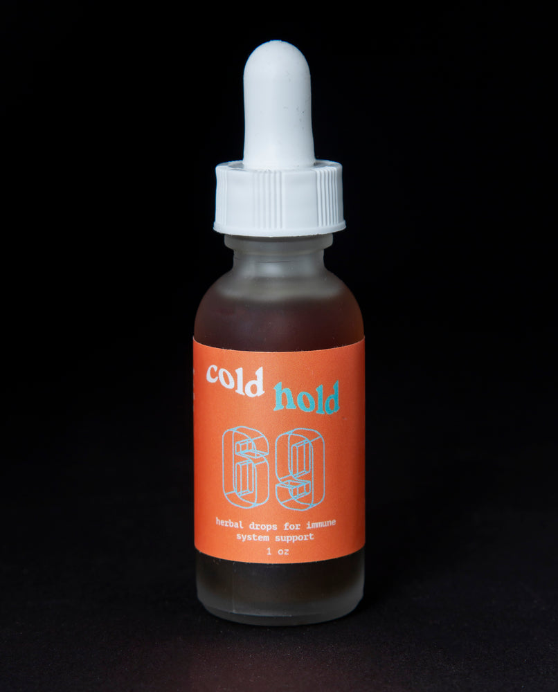 "Teinture mère ""COLD HOLD"" - 69Herbs"