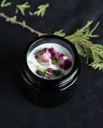 Winter Rose Mini Candle