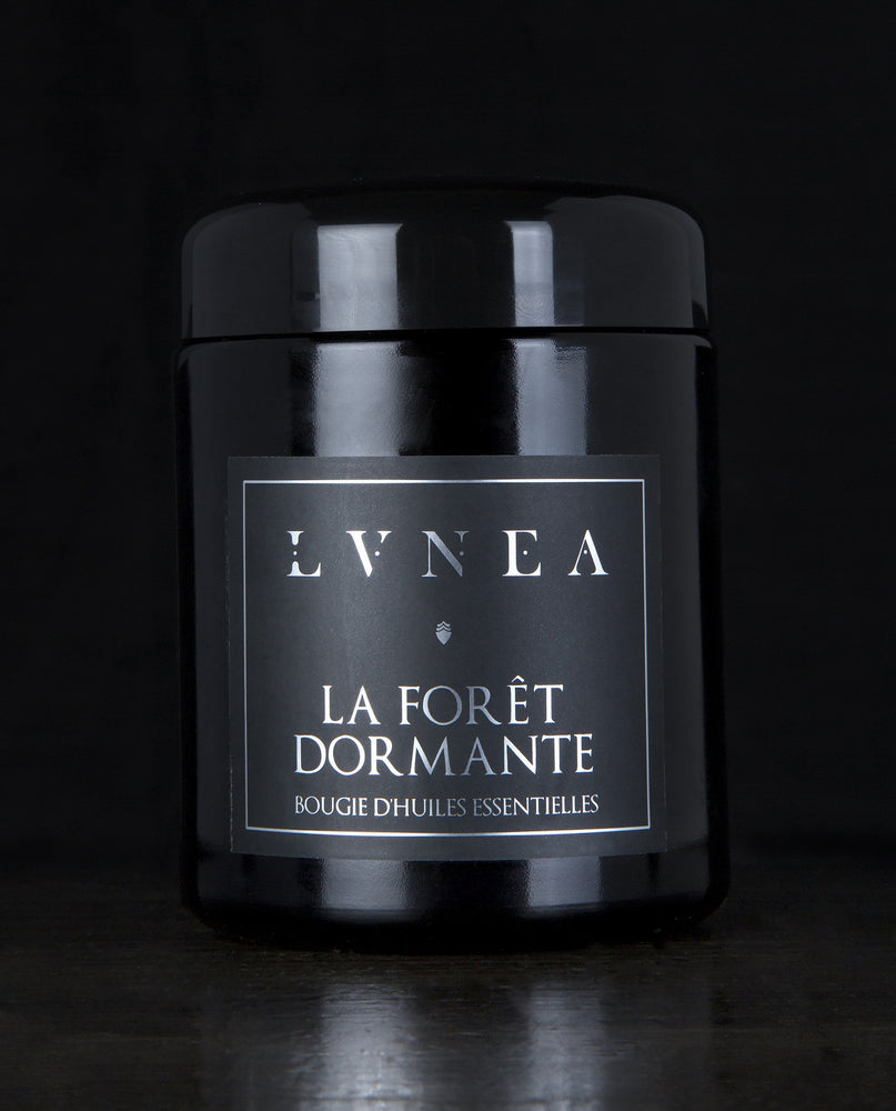 LA FORÊT DORMANTE | Essential Oil Candle - fir balsam, incense, cardamom