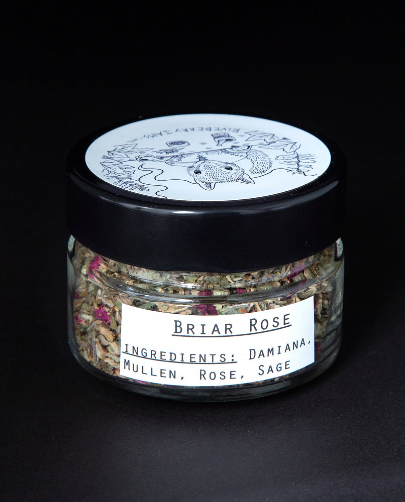 Mélange Briar Rose Burn - Blueberryjams
