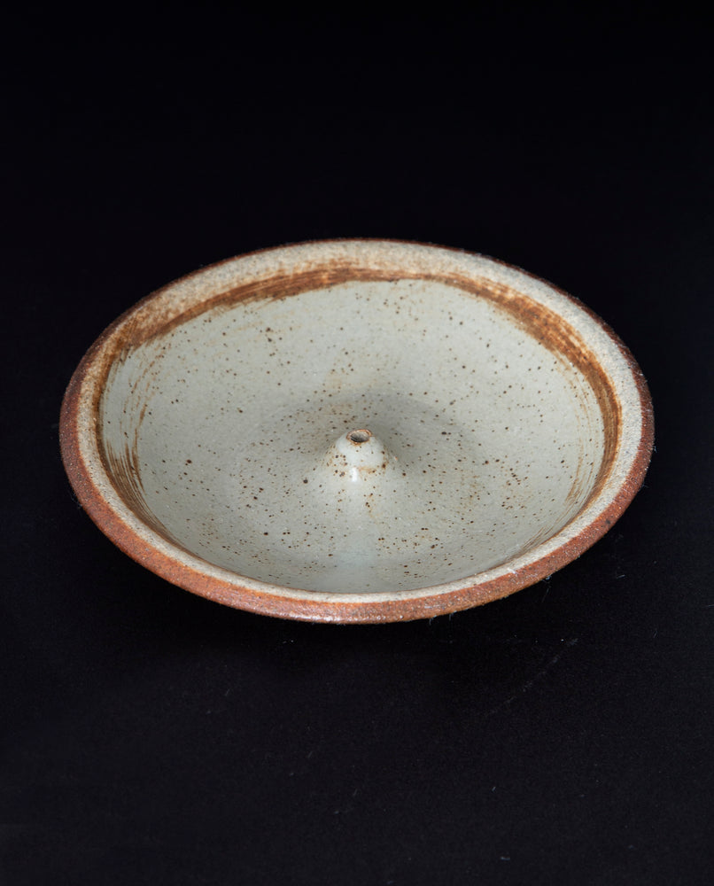 Stoneware Incense Holder - Incausa