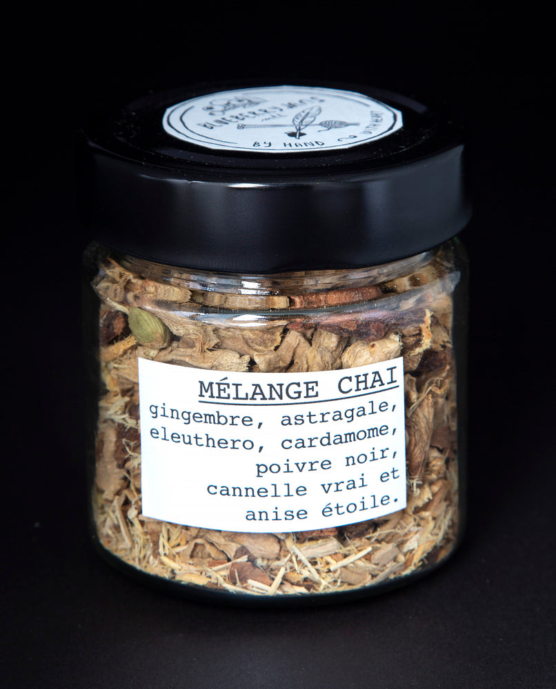 Herbal Chai Melange - Blueberryjams