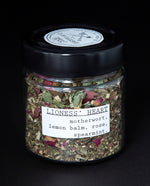 Lioness' Heart Herbal Infusion - Blueberryjams