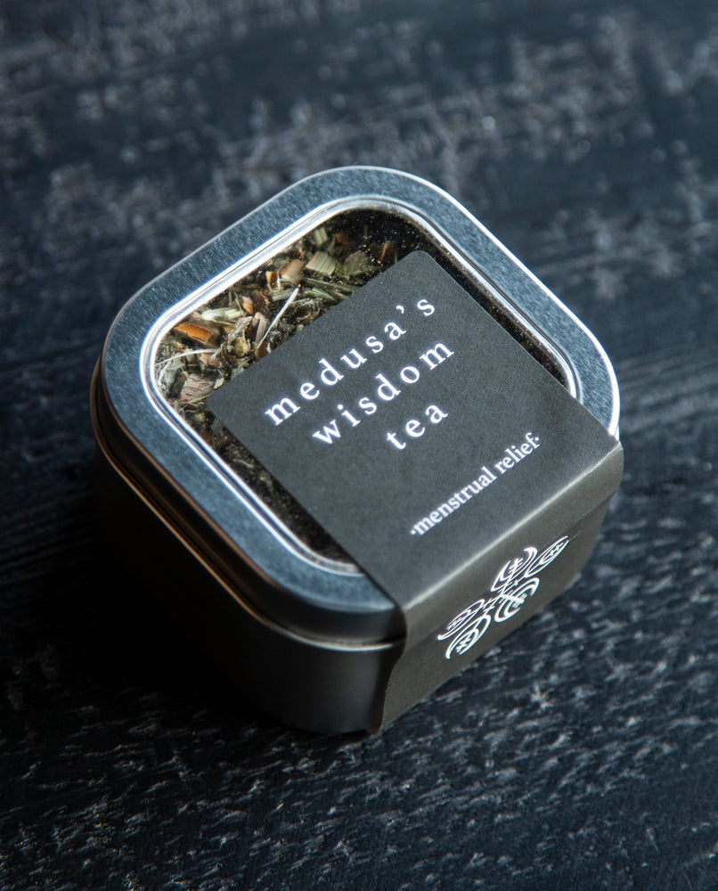 Medusa's Wisdom Herbal Blend - Ritual Cravt