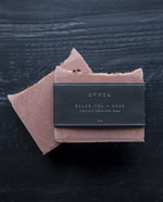 BLACK TEA + ROSE | Naturally Perfumed Soap