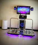 StepManiaX Fitness Machine